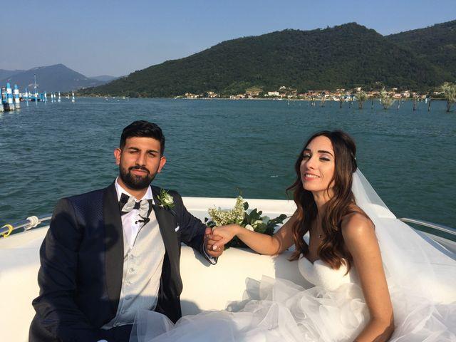 Il matrimonio di Giuseppe e Veronica a Sarnico, Bergamo 9