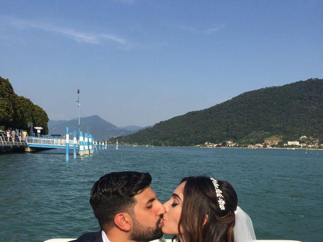 Il matrimonio di Giuseppe e Veronica a Sarnico, Bergamo 10