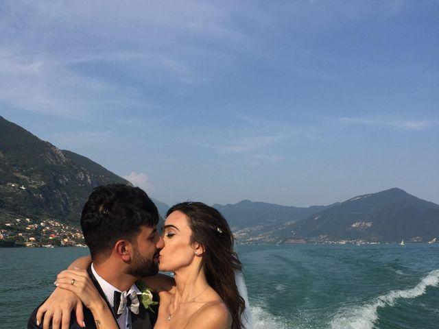 Il matrimonio di Giuseppe e Veronica a Sarnico, Bergamo 11