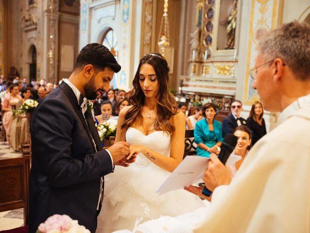 Il matrimonio di Giuseppe e Veronica a Sarnico, Bergamo 1