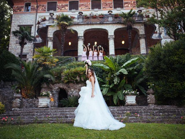 Il matrimonio di Giuseppe e Veronica a Sarnico, Bergamo 24