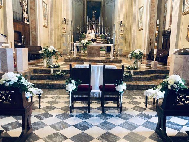 Il matrimonio di Giuseppe e Veronica a Sarnico, Bergamo 31