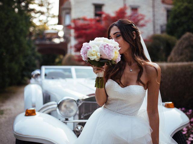 Il matrimonio di Giuseppe e Veronica a Sarnico, Bergamo 33