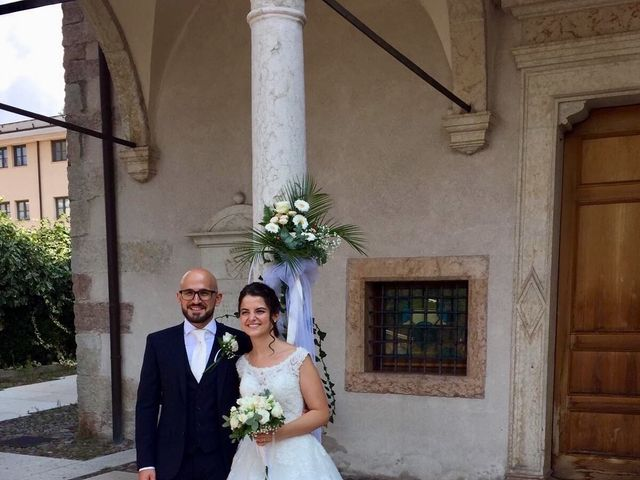 Il matrimonio di Elisa e Matteo a Trento, Trento 1