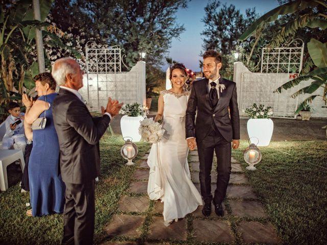Il matrimonio di Michael e Roberta Ilaria a Catanzaro, Catanzaro 80