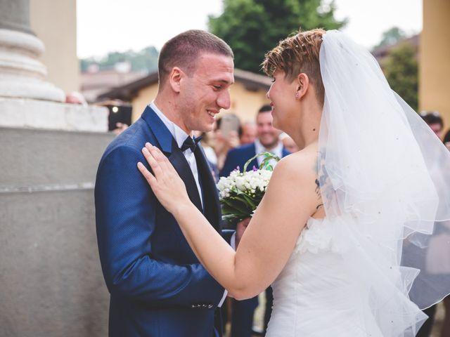 Il matrimonio di Manuel e Elisa a Villa d'Almè, Bergamo 11
