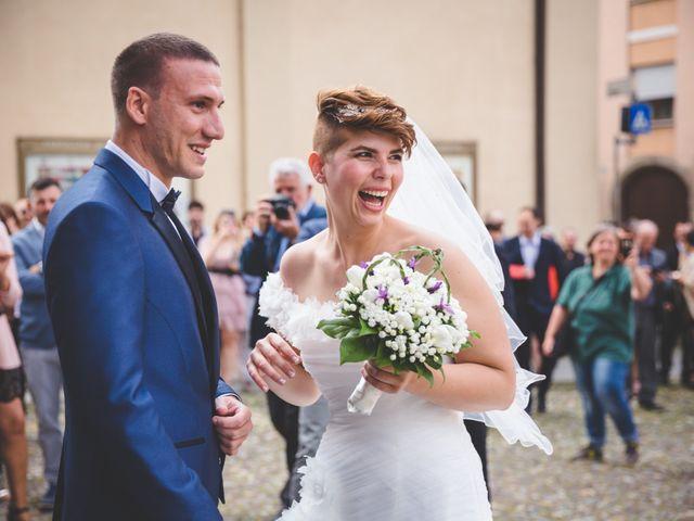 Il matrimonio di Manuel e Elisa a Villa d'Almè, Bergamo 12