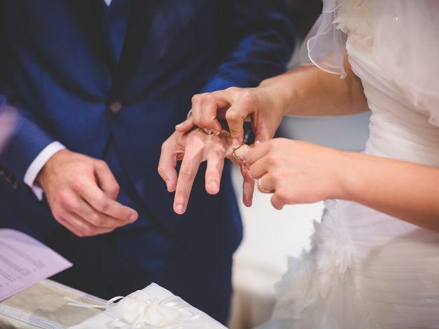 Il matrimonio di Manuel e Elisa a Villa d'Almè, Bergamo 17