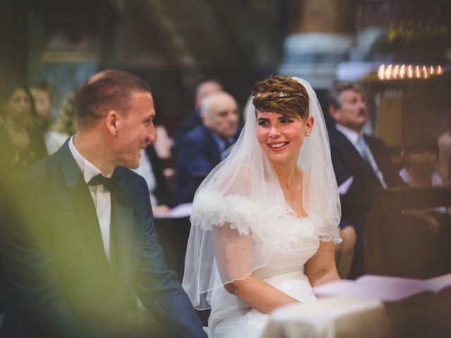Il matrimonio di Manuel e Elisa a Villa d'Almè, Bergamo 18