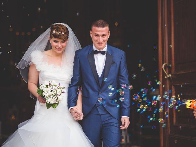 Il matrimonio di Manuel e Elisa a Villa d'Almè, Bergamo 21