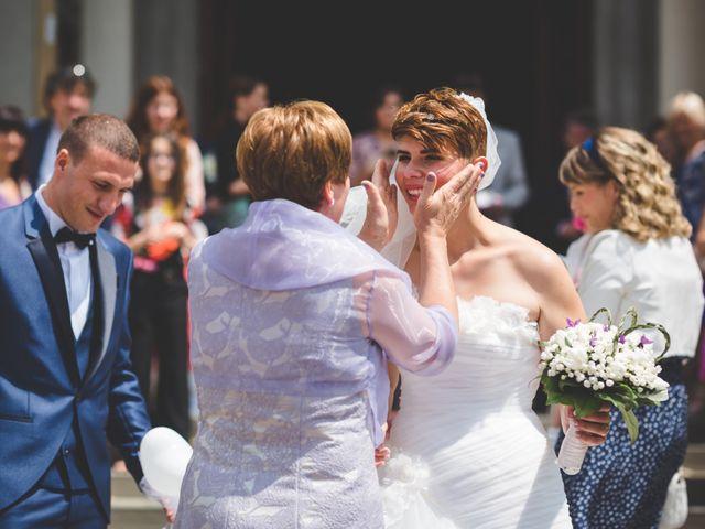 Il matrimonio di Manuel e Elisa a Villa d'Almè, Bergamo 24