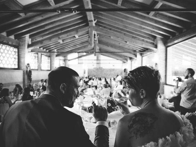 Il matrimonio di Manuel e Elisa a Villa d'Almè, Bergamo 33