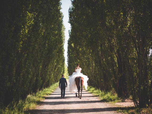 Il matrimonio di Manuel e Elisa a Villa d'Almè, Bergamo 35