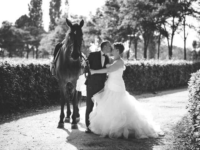 Il matrimonio di Manuel e Elisa a Villa d'Almè, Bergamo 37