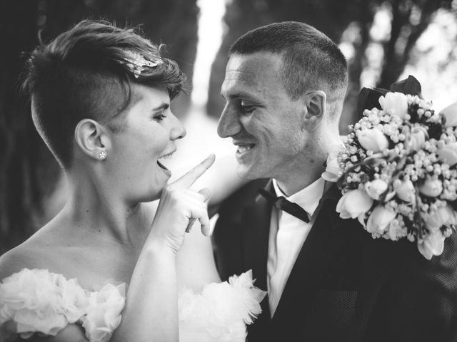 Il matrimonio di Manuel e Elisa a Villa d'Almè, Bergamo 39