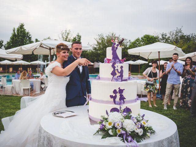 Il matrimonio di Manuel e Elisa a Villa d'Almè, Bergamo 44
