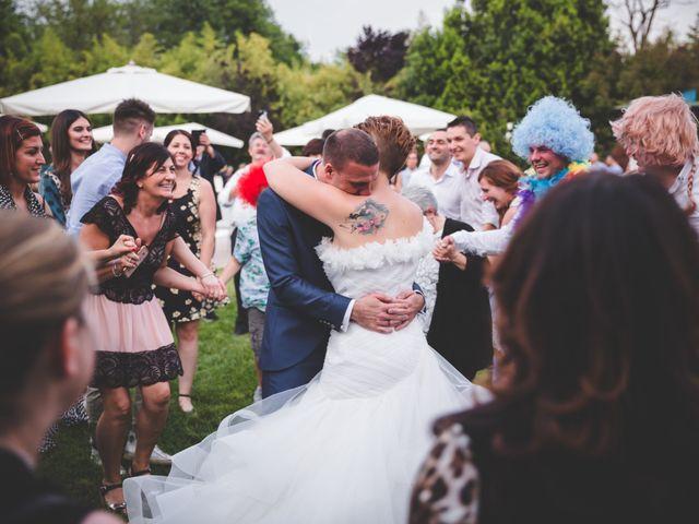 Il matrimonio di Manuel e Elisa a Villa d'Almè, Bergamo 46