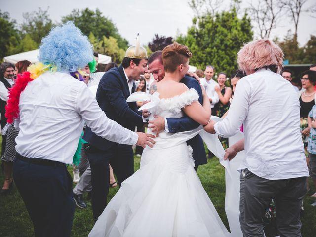 Il matrimonio di Manuel e Elisa a Villa d'Almè, Bergamo 47