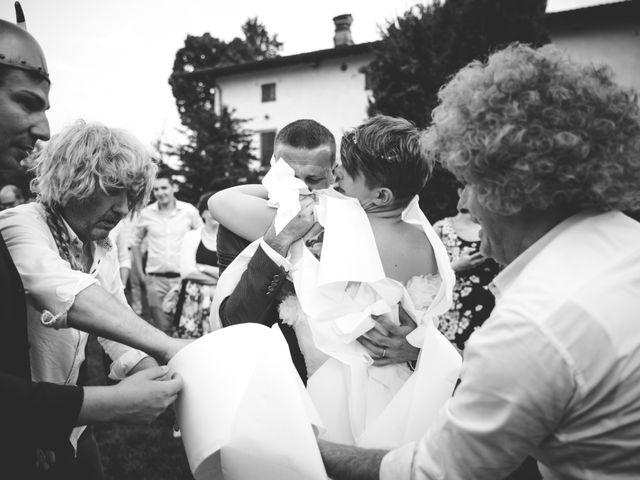 Il matrimonio di Manuel e Elisa a Villa d'Almè, Bergamo 48