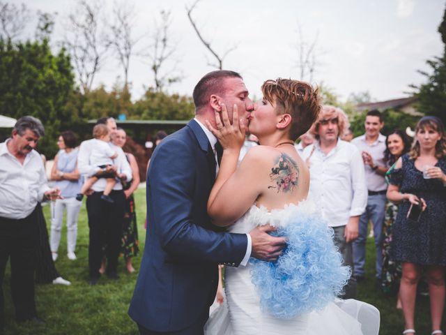 Il matrimonio di Manuel e Elisa a Villa d'Almè, Bergamo 51