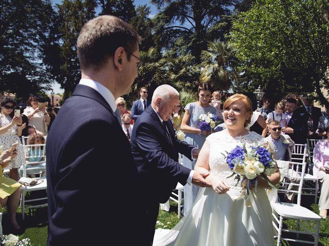 Il matrimonio di Giuseppe e Nicola a Bevilacqua, Verona 34