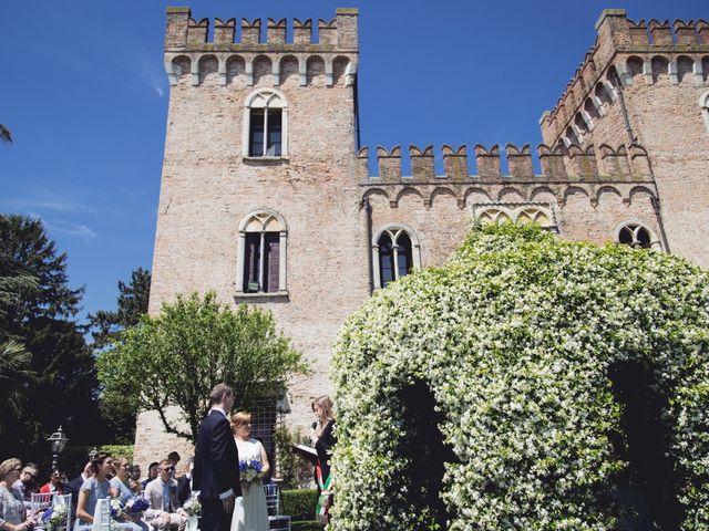 Il matrimonio di Giuseppe e Nicola a Bevilacqua, Verona 35