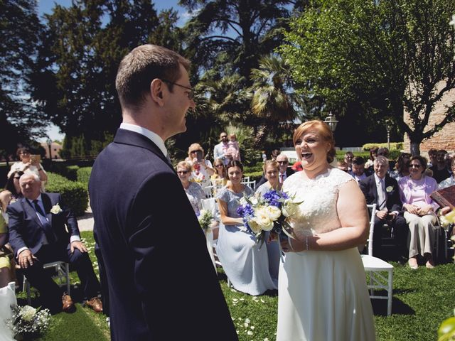 Il matrimonio di Giuseppe e Nicola a Bevilacqua, Verona 39