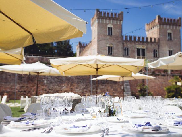 Il matrimonio di Giuseppe e Nicola a Bevilacqua, Verona 49