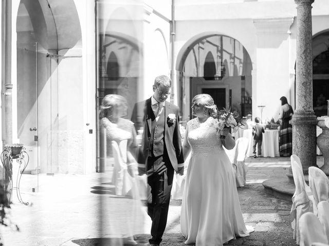 Il matrimonio di Giuseppe e Nicola a Bevilacqua, Verona 50