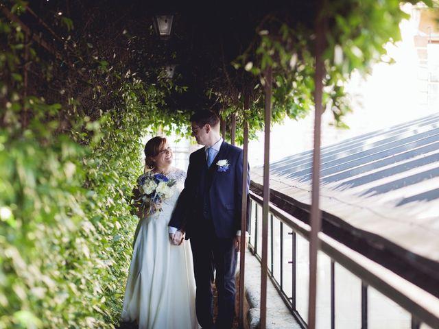 Il matrimonio di Giuseppe e Nicola a Bevilacqua, Verona 54
