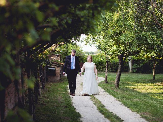 Il matrimonio di Giuseppe e Nicola a Bevilacqua, Verona 68