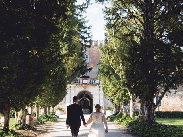 Il matrimonio di Giuseppe e Nicola a Bevilacqua, Verona 72