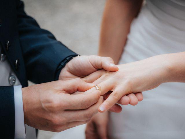 Il matrimonio di Andrea e Serena a Chiusdino, Siena 13