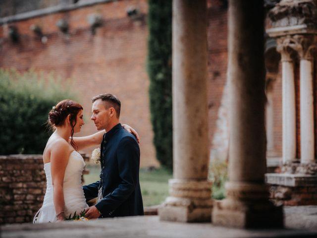 Il matrimonio di Andrea e Serena a Chiusdino, Siena 16