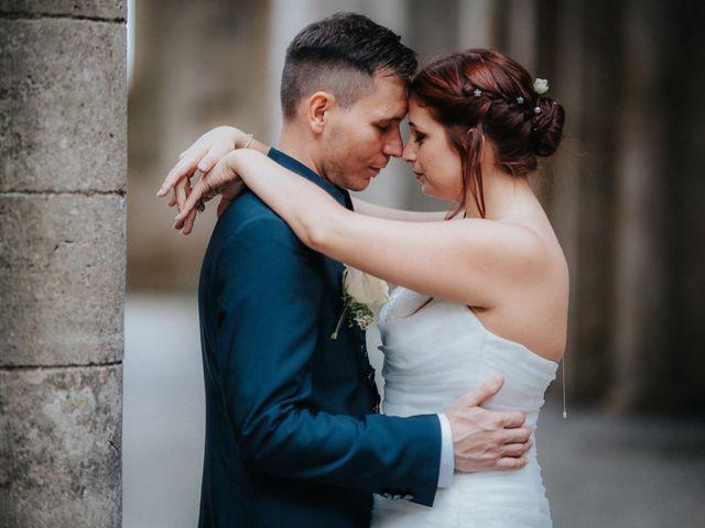 Il matrimonio di Andrea e Serena a Chiusdino, Siena 19