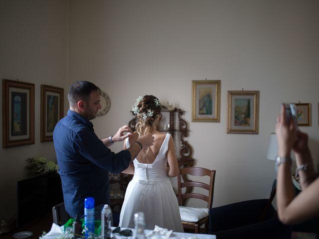 Il matrimonio di Marco e Valentina a Signa, Firenze 12