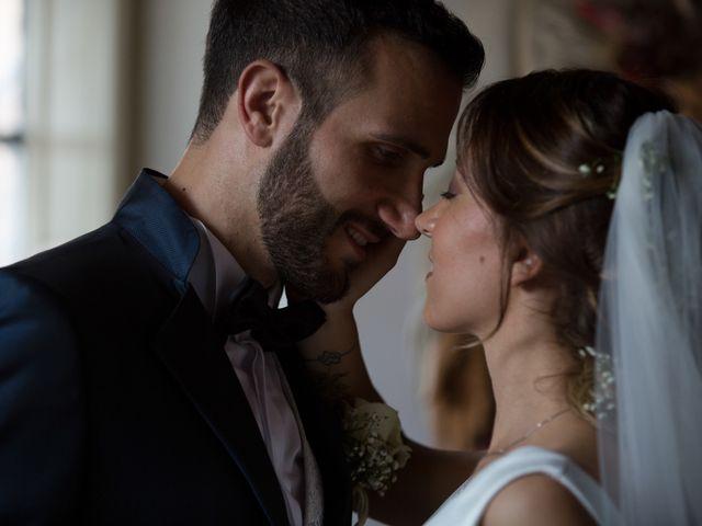 Il matrimonio di Marco e Valentina a Signa, Firenze 18