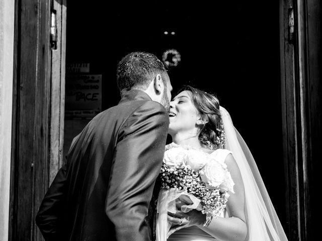 Il matrimonio di Marco e Valentina a Signa, Firenze 19