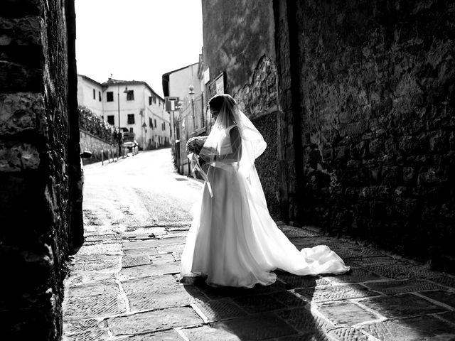 Il matrimonio di Marco e Valentina a Signa, Firenze 21
