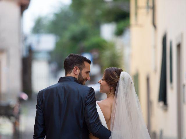 Il matrimonio di Marco e Valentina a Signa, Firenze 22