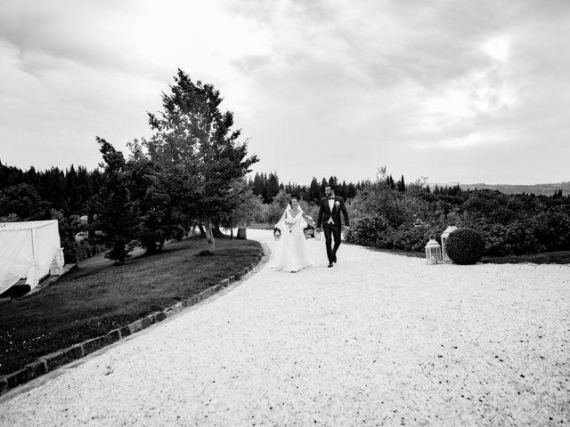 Il matrimonio di Marco e Valentina a Signa, Firenze 23