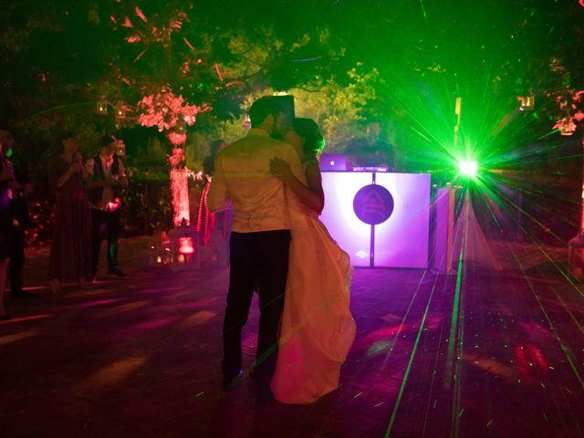 Il matrimonio di Marco e Valentina a Signa, Firenze 30
