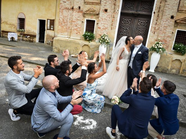 Il matrimonio di Paolo e Simona a Dronero, Cuneo 35