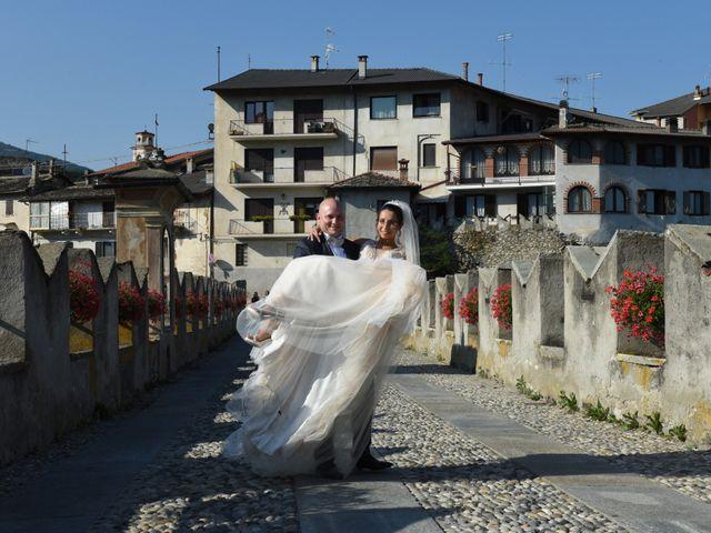 Il matrimonio di Paolo e Simona a Dronero, Cuneo 37