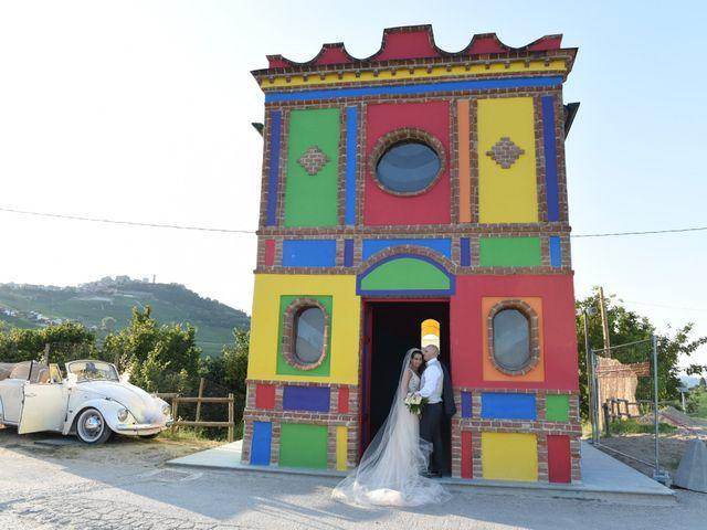Il matrimonio di Paolo e Simona a Dronero, Cuneo 43