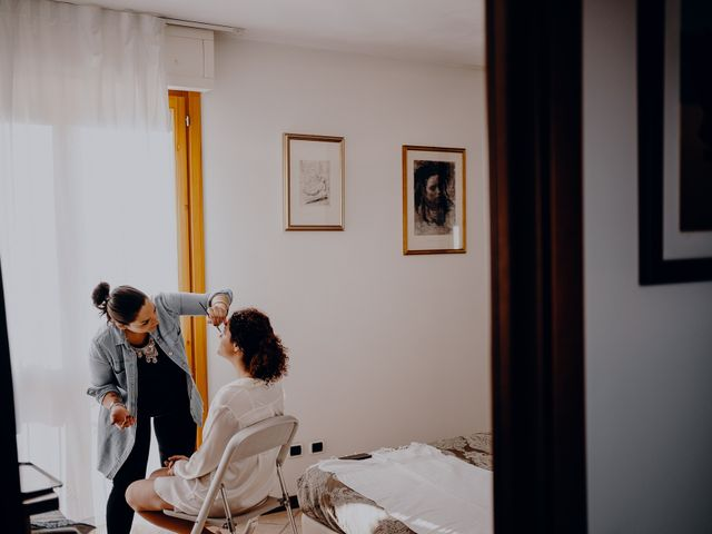 Il matrimonio di Marco e Eleonora a Carmignano, Prato 4