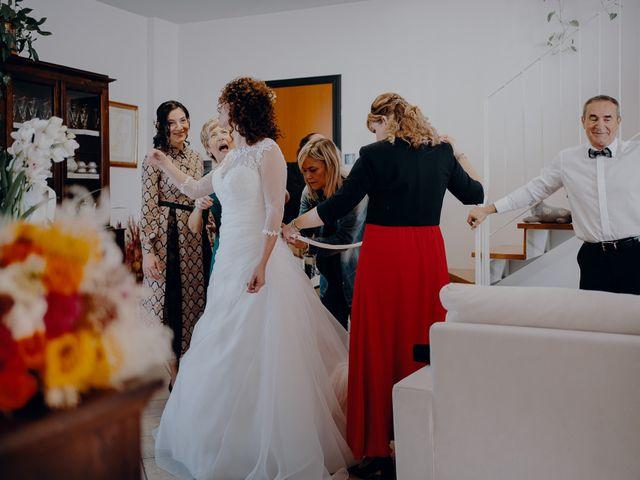 Il matrimonio di Marco e Eleonora a Carmignano, Prato 8