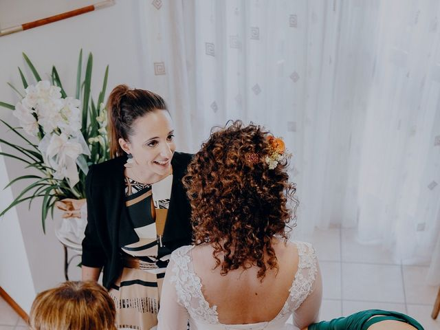 Il matrimonio di Marco e Eleonora a Carmignano, Prato 10