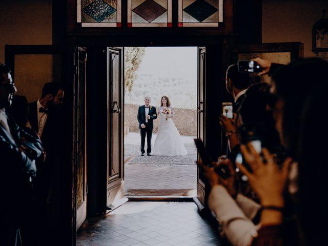 Il matrimonio di Marco e Eleonora a Carmignano, Prato 14