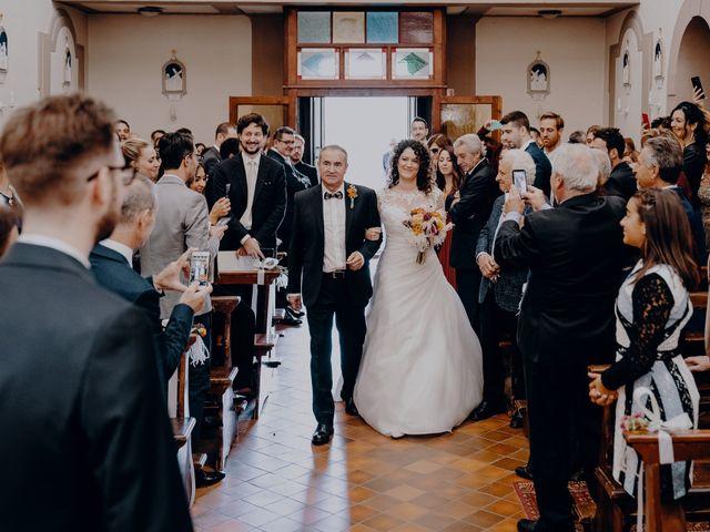 Il matrimonio di Marco e Eleonora a Carmignano, Prato 15